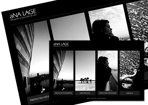 Ana Lage - Soledad Arismendi - Web designer - Diseñadora web