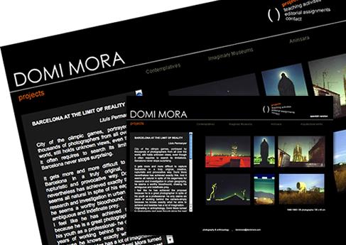 Domi Mora - Soledad Arismendi - Web designer - Diseñadora web