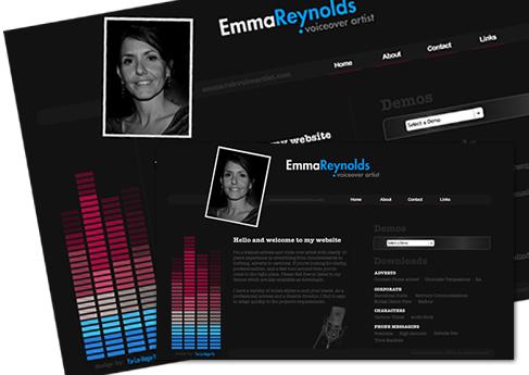 Emma Reynolds - Soledad Arismendi - Web designer - Diseñadora web