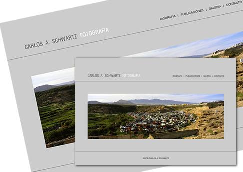 Carlos A. Schwartz - Soledad Arismendi - Web designer - Diseñadora web