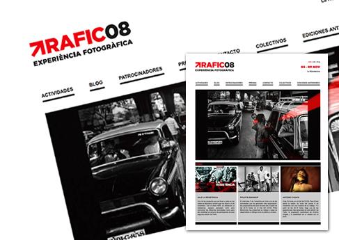 TraficBCN - Soledad Arismendi - Web designer - diseñadora web
