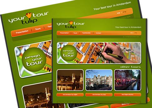 YourTulipTour - Soledad Arismendi - Web designer - Diseñadora web